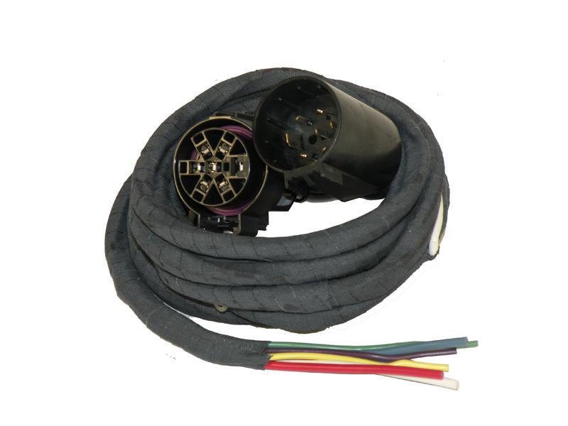 gooseneck wiring harness ford gooseneck image husky re 13100 5th wheel and gooseneck wiring harness for ford on gooseneck wiring harness ford
