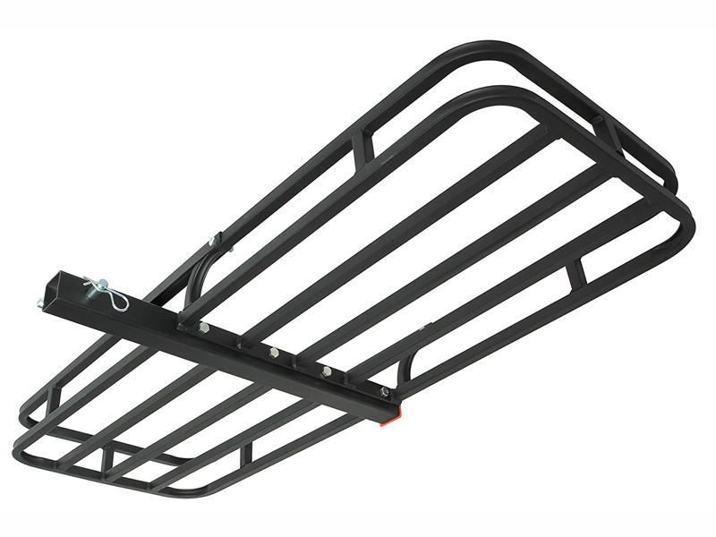 Camco Manufacturing 48475 Camco Hitch Mount Cargo Carrier For 2 Inch Receivers