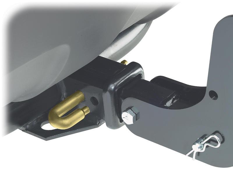 "Tow Ready bike rack J-Pin Anti-Rattle Pin Barrel Lockset 2/"" Square Receiver"