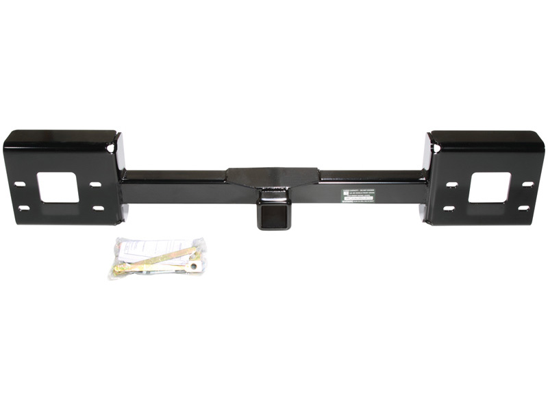Reese Towpower 65057 Front Mount Receiver with 2 Square Receiver opening