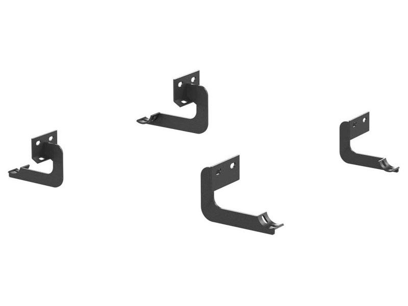 Aries Automotive 203015 3-Inch Black Side Step Bar