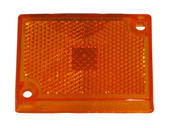 Trailer Side Marker Lens- Amber