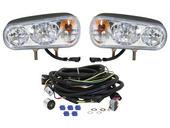 Halogen Headlight Kit (Dual Post Mount)