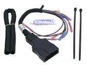 9-Pin Wiring Harness - Plow Side For Western Snow Plows