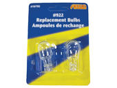 #922 Incandescent Bulbs - 2-Pack