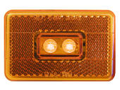 LED Side Marker - Amber