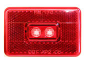 LED Side Marker - Red