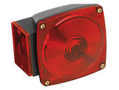Square Trailer Tail Light - Left