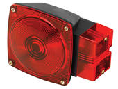 "Square ""Over 80"" Trailer Tail Light - Right"