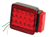 "Submersible LED ""Over 80"" Combination Tail Light- Right"
