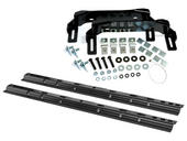 Husky Custom Bracket Install Kit With Rails