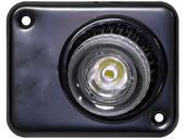 L.E.D. Interior Swivel Light W/O Switch - Recessed Mount