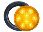 "4"" Round LED Trailer Light Kit"
