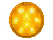 "4"" Round LED Trailer Light"
