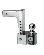 FLASH™ Integrated Scale Ball Mount, 8