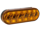 6 Inch LED Oval Turn/Park Light