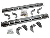 Industry Standard 10-Bolt Rails & Custom Bracket Kit