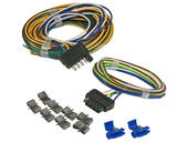 Trailer Wiring Kit with 5-Way Flat - 25 ft.
