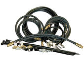 Flexible Hydraulic Brake Tubing Kit - Tandum Axle
