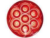 4 inch Round L.E.D. Tail Light - LumenX
