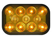 Rectangular LED Rear Direction Indicator Lamp