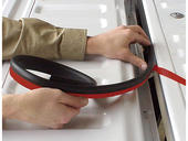 TrailSeal Tailgate Gasket