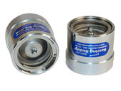 "Bearing Buddy® Chrome Bearing Protectors (pair) - 2.441"" Diameter"