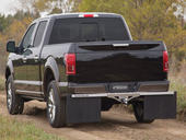 ROCTECTION™ Universal Fit Hitch Mounted Mud Flaps for 2