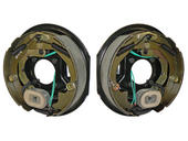 Electric Trailer Brake Assemblies - Pair