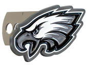 Philadelphia Eagles Large Hitch Cover - Fits Class II 1-1/4 Inch and Class III/IV 2 Inch Receivers
