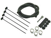Transmission Hose & Remount Kit