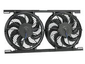 Hayden Dual Electric Fan Kit