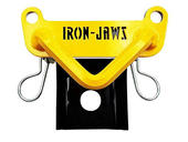 Iron-Jaws Trailer Safety Device