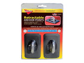 Retractable Bull Ring® Anchor Points - Pair