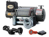 Keeper KW17.5 12 Volt Winch
