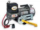 Keeper KW7.5RM (Rapid Mount) 12 Volt Winch