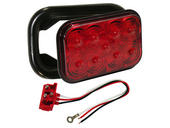 "5"" Rectangular LED Trailer Light Kit"
