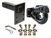 6 Ton Pintle Hook, Mounting Plate and Hardware