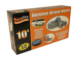 Duraflex Drain Hose - Deluxe H.D - 10 Feet - Boxed