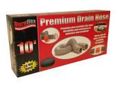 Duraflex Drain Hose - Premium H.D - 10 Feet - Boxed