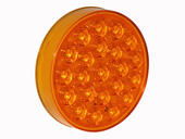 "4"" Round Sealed LED Warning Lamp"