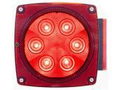 LED Combination tail light, Passenger side, Waterproof