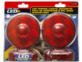 L.E.D. Magnetic Tow Lights