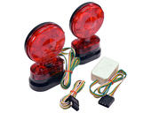 Wireless L.E.D. Magnetic Tow Lights