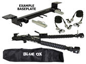 Blue Ox Acclaim™Tow Bar & Baseplate Combo for Jeep Wrangler