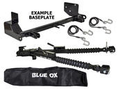 Blue Ox Acclaim™ Tow Bar & Baseplate Combo for Jeep Wrangler