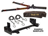 Blue Ox Ascent Tow Bar & Baseplate Combo