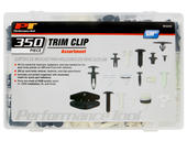 350pc GM Trim Clip Assortment