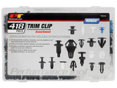418pc Honda Trim Clip Assortment