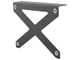 Aries Pro Series Grille Guard License Plate Bracket